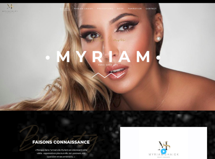 Myriam Shaiek